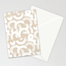 Tor in Tan Stationery Cards