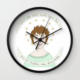 Catullus Wall Clock