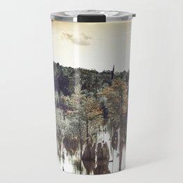 Dead Lakes Grunge Style Travel Mug