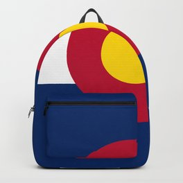 Colorado State Flag Backpack