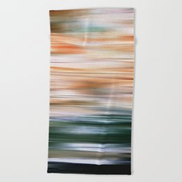 about horizons 4 Beach Towel