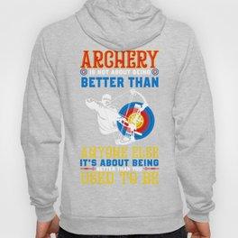 Archery Shirt For Grandson. Gift Ideas Hoody