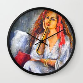 cute Wall Clock
