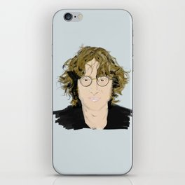 Imagine All The People iPhone Skin