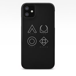 PAUSE – RAID iPhone Case