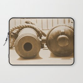 Cannons Laptop Sleeve