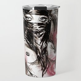 Harem Harlot Travel Mug