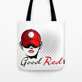 Good Red Tote Bag