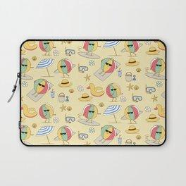 beach ball Laptop Sleeve