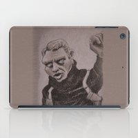 steve mcqueen iPad Cases featuring Steve by chadizms