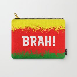 Jamaican Design 2 - brah Carry-All Pouch
