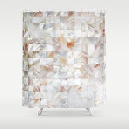 Mother of Pearl #society6 #decor #buyart Shower Curtain