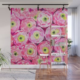 Blooms Wall Mural