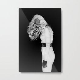 Under my skin Metal Print
