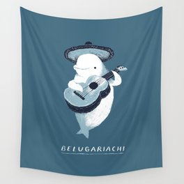 belugariachi Wall Tapestry