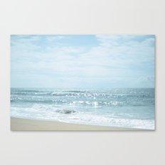 Glisten Canvas Print