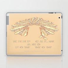 POW WOW - 043 Laptop & iPad Skin