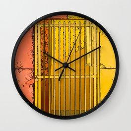 Access Denied Wall Clock