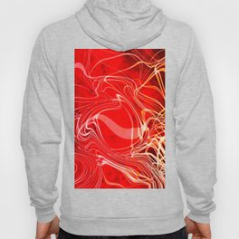 Linear Chaos Red Hoody