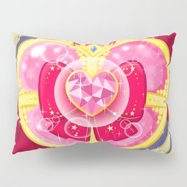 Magical Girl At Heart Pillow Sham