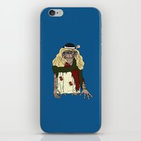 et iPhone & iPod Skins featuring ET by V.L4B