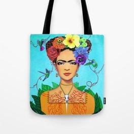 For Frida Tote Bag
