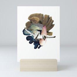Aqua_novella_my sweet embraceable Mini Art Print