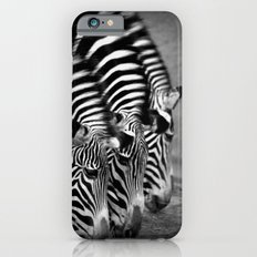 zebras Slim Case iPhone 6s