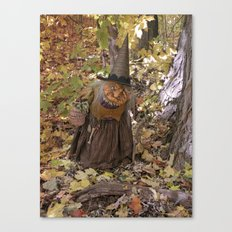 Rucus Studio Hag of the Woods Canvas Print
