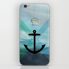 anchor iPhone Skin