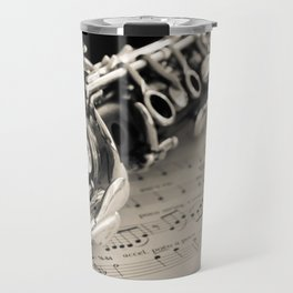 Clarinet Travel Mug