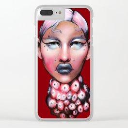 Squidboy pt. 2 Clear iPhone Case