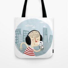 Chillin' Tote Bag