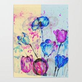Multiply Spring Poster