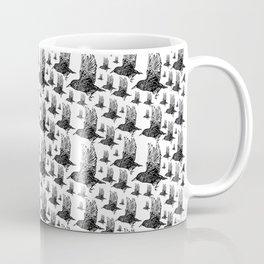 Flock of Starlings / Murmuration Coffee Mug