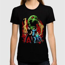 JEFFERSON AVE. VICE T-shirt
