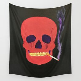 Good Mourning Wall Tapestry