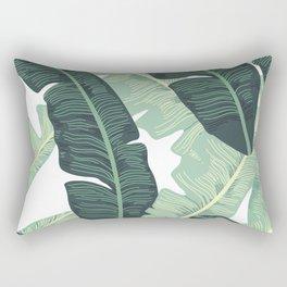 BANANA LEAVES 2 Rectangular Pillow