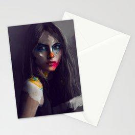 Lady Meli-Melo Stationery Cards