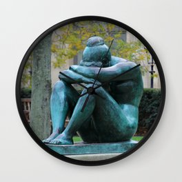 "La Nuit  ""The Night"" Wall Clock"