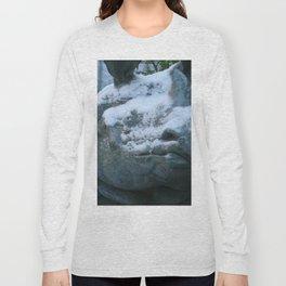 Snow On Rino Long Sleeve T-shirt