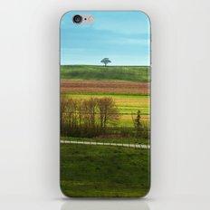 Distant Solitude iPhone & iPod Skin