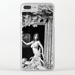 Nude Photography by Mary Bassett Clear iPhone Case