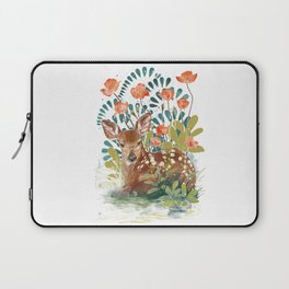 In the grass Laptop Sleeve