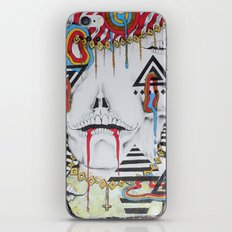 Gypsy Witch iPhone & iPod Skin