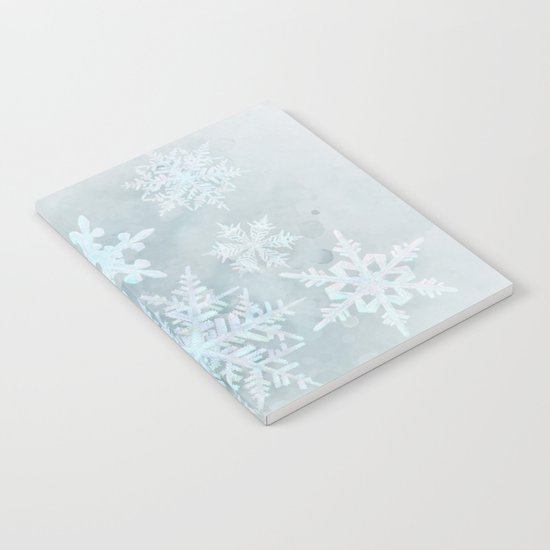 Snow is coming Notebook