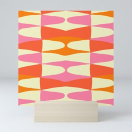 Zaha Sixties Mini Art Print