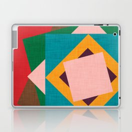 Kilim flower Laptop & iPad Skin