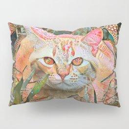 Alice's Cat Pillow Sham
