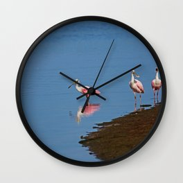 When You Can't Sing But Do It Anyway Wall Clock